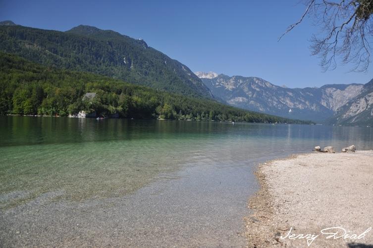 Visiter le lac Bled et le lac Bohinj