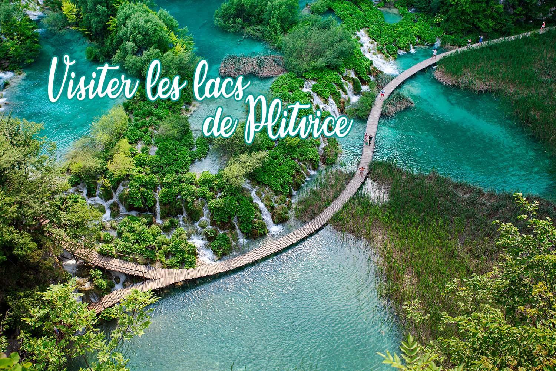 Visiter les lacs de Plitvice en Croatie - JDroadtrip.tv