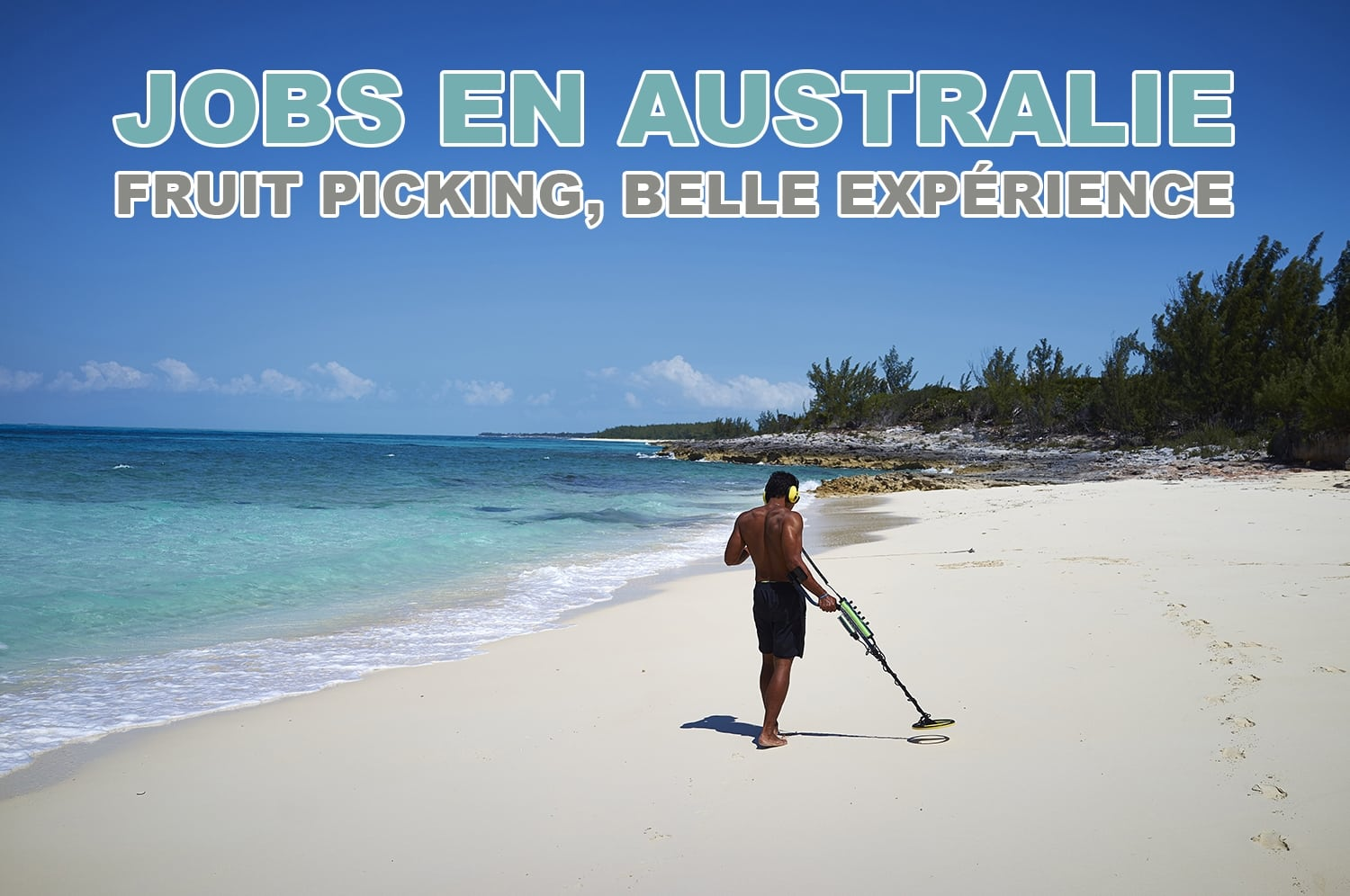 Jobs en Australie, fruit picking une belle exprience