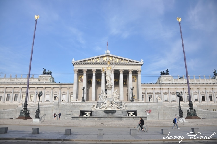 Visiter Vienne en 3 jours - Parlement
