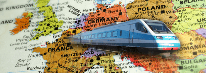 InterRail-Train