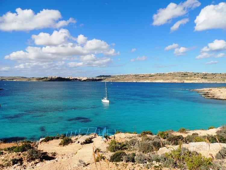 5 choses à faire à Malte - Blue lagoon