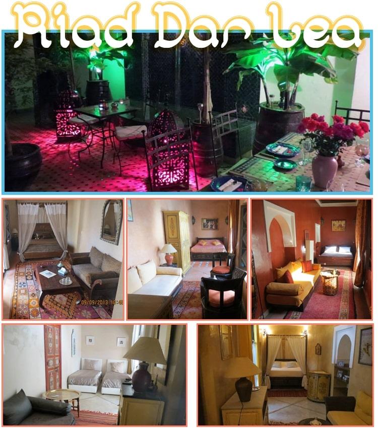 Riad Dar Léa - Conseils pour visiter Marrakech et ses alentours