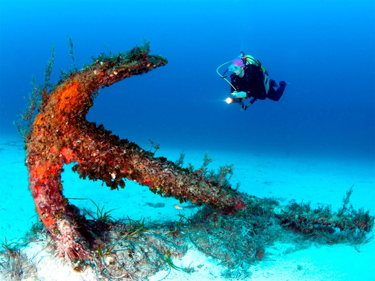 5 choses à faire à Malte - plongée sous marine à gozo