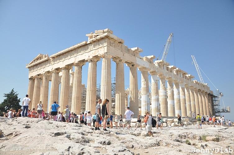 Visiter Athènes en 3 jours