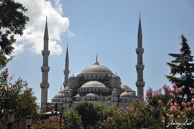 lieux incontournables à Istanbul - Mosquée Blue
