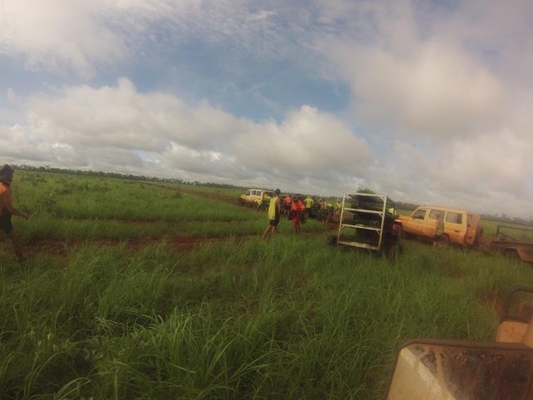 Expérience fruit picking en Australie d'Hugo