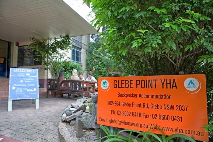 Glebe YHA jobs à Sydney