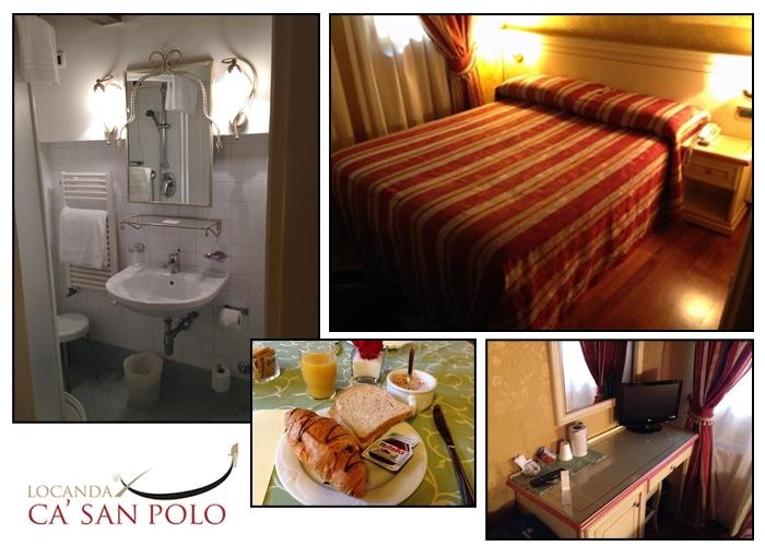 hôtel Ca' San Polo à Venise