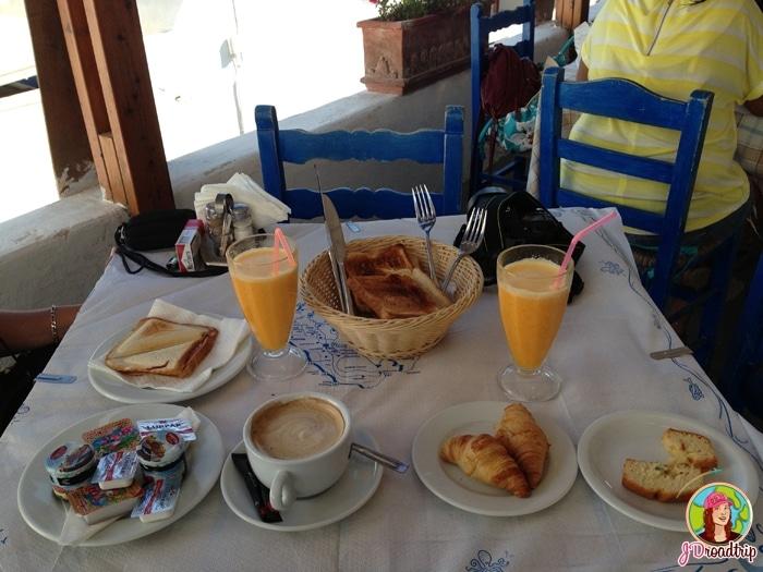 Visiter Santorin