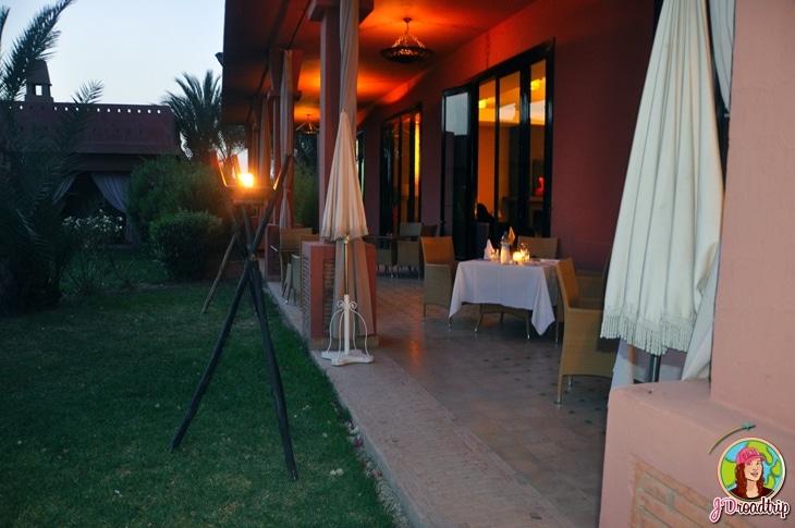 Hôtel dans la palmeraie de Marrakech - Domaines des remparts