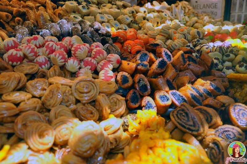 la gastronomie et les spécialités marocaines