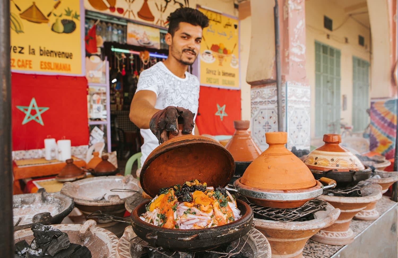 Conseils pour visiter Marrakech et ses alentours - Où manger ?