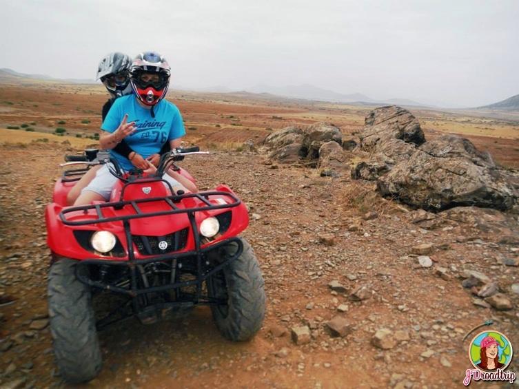 Balade en quad - randonnée en quad dans la palmeraie de Marrakech
