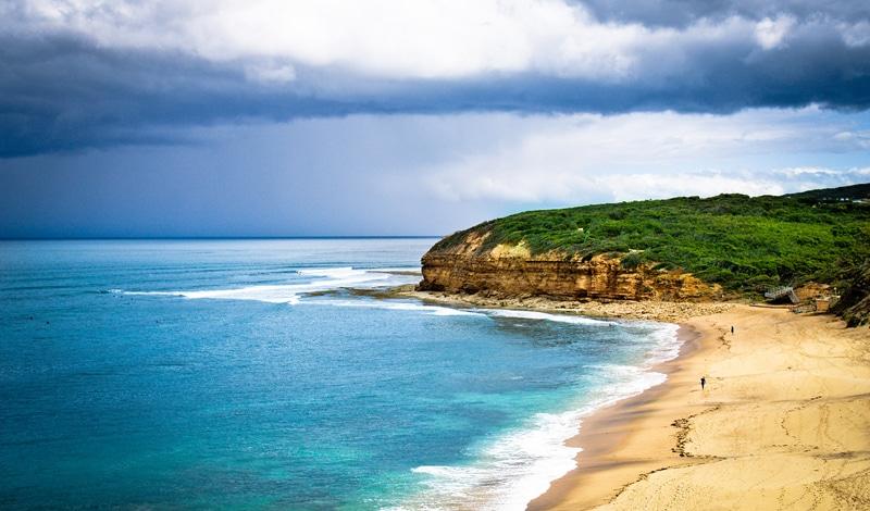 Bells Beach - meilleures plages en Australie