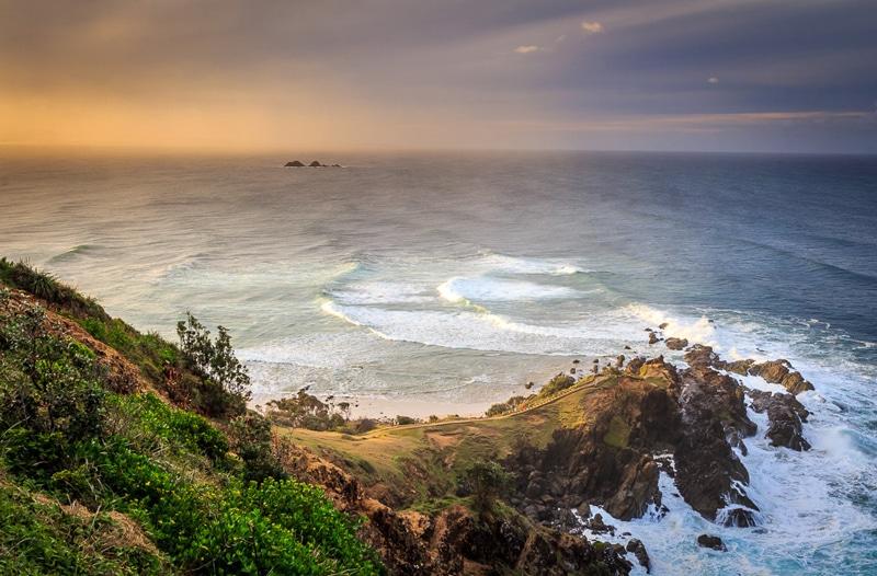 Little wategos beach - meilleures plages en Australie