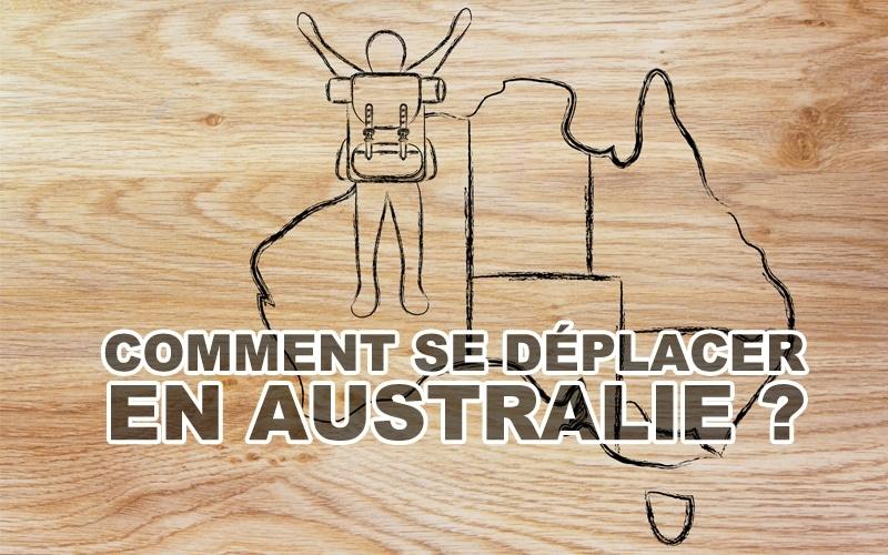 Comment se déplacer en Australie ?