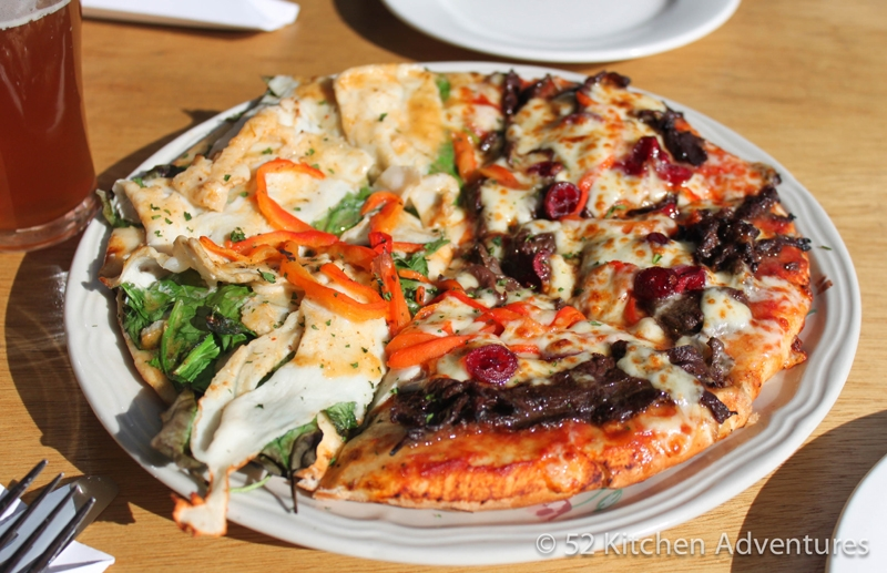 pizza kangourou et crocodile en Australie