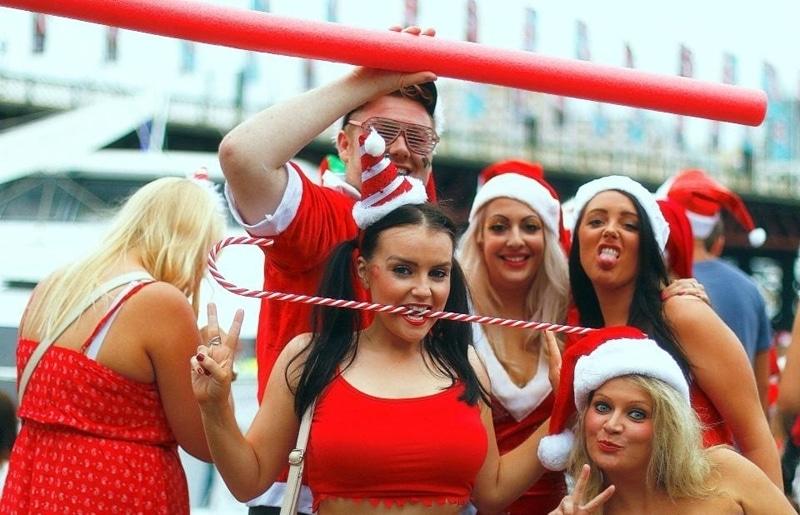 événements de Noël à Sydney