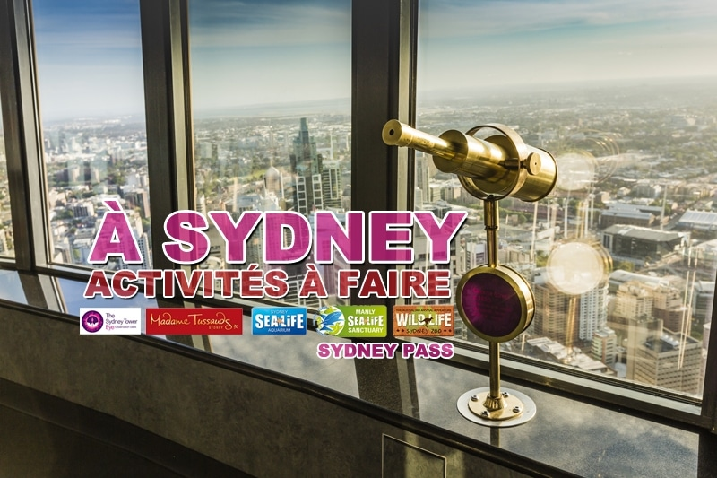 Activités à faire à Sydney avec le Sydney Pass