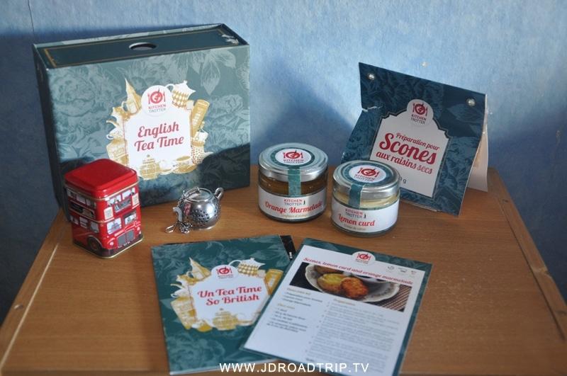 box Tea Time de Kitchen Trotter
