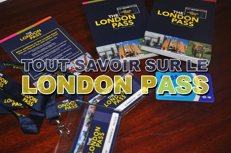 Conseils et informations sur le London pass