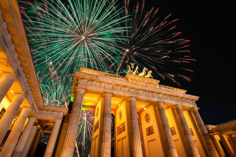 Berlin - Top 10 des villes où fêter le nouvel an dans le monde