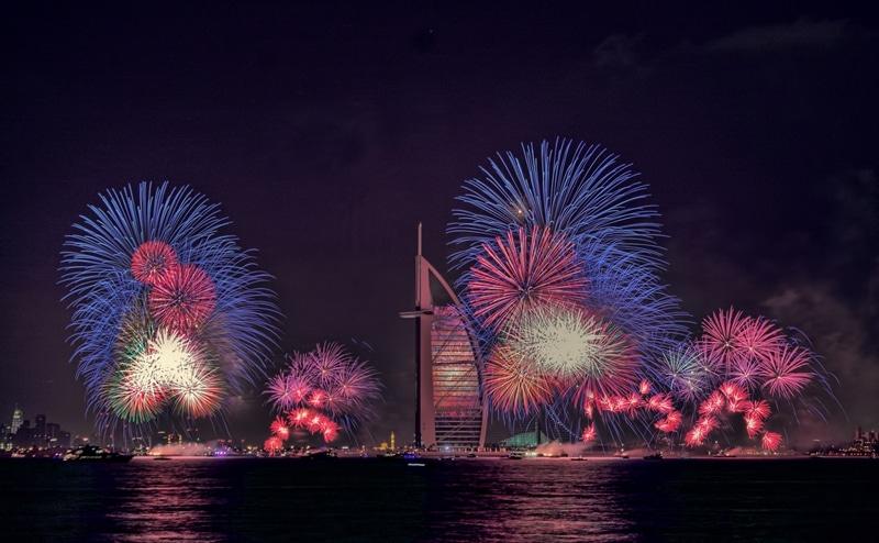 Dubai - Top 10 des villes où fêter le nouvel an dans le monde