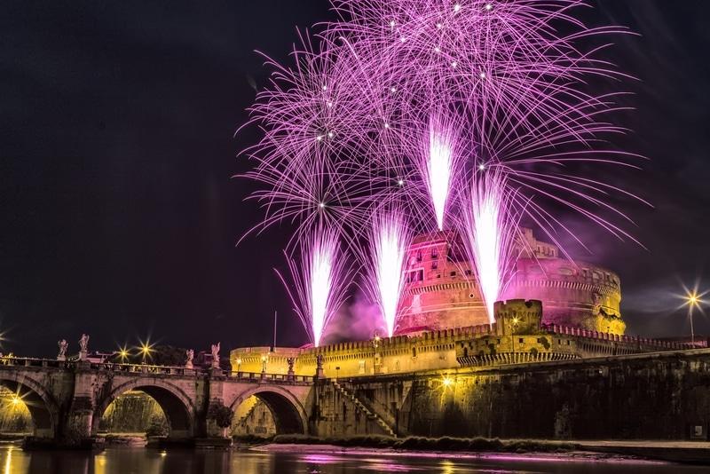 Rome - Top 10 des villes où fêter le nouvel an dans le monde