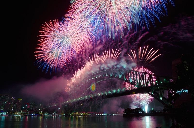 Sydney - Top 10 des villes où fêter le nouvel an dans le monde