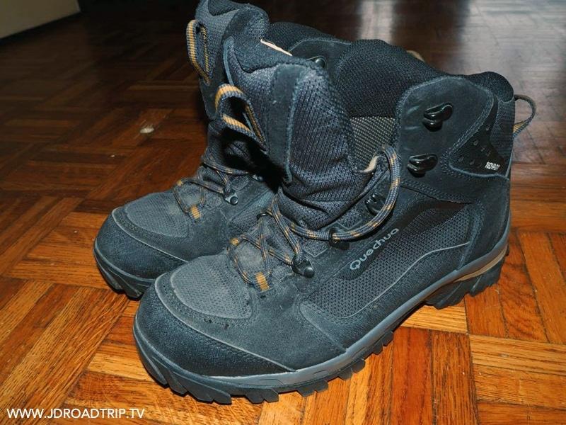 Chassures de trekking - chaussures de marche pour ses voyages
