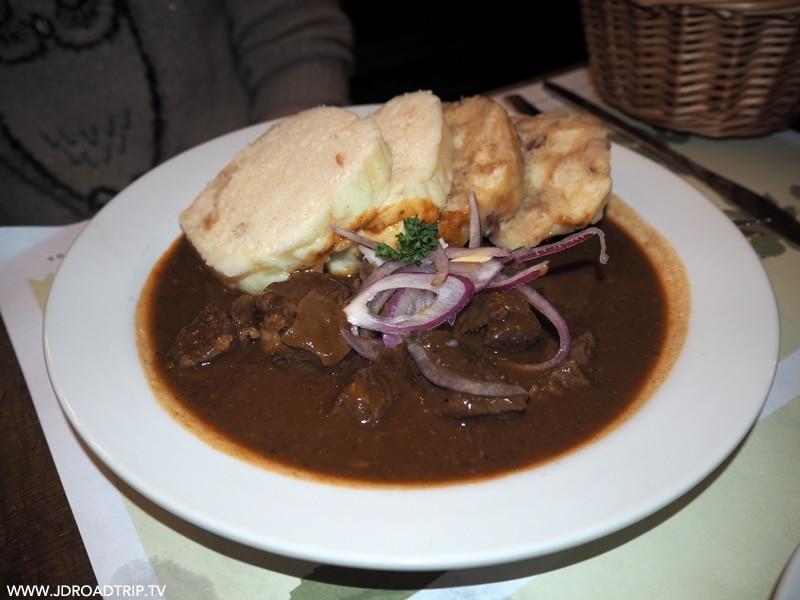 Bonnes adresses où manger à Prague - Restaurant U Fleku
