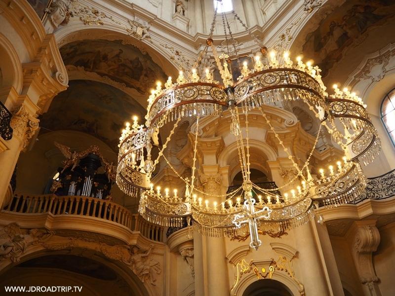 Visiter Prague en 4 jours - Eglises
