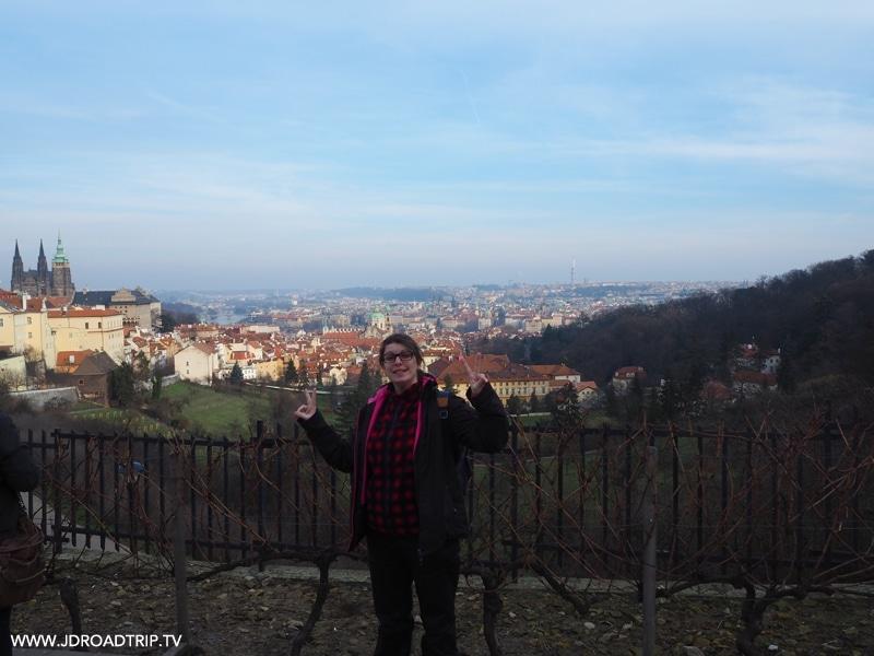 Visiter Prague en 4 jours - vue