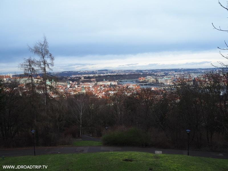 Visiter Prague en 4 jours - Colline de Petrin