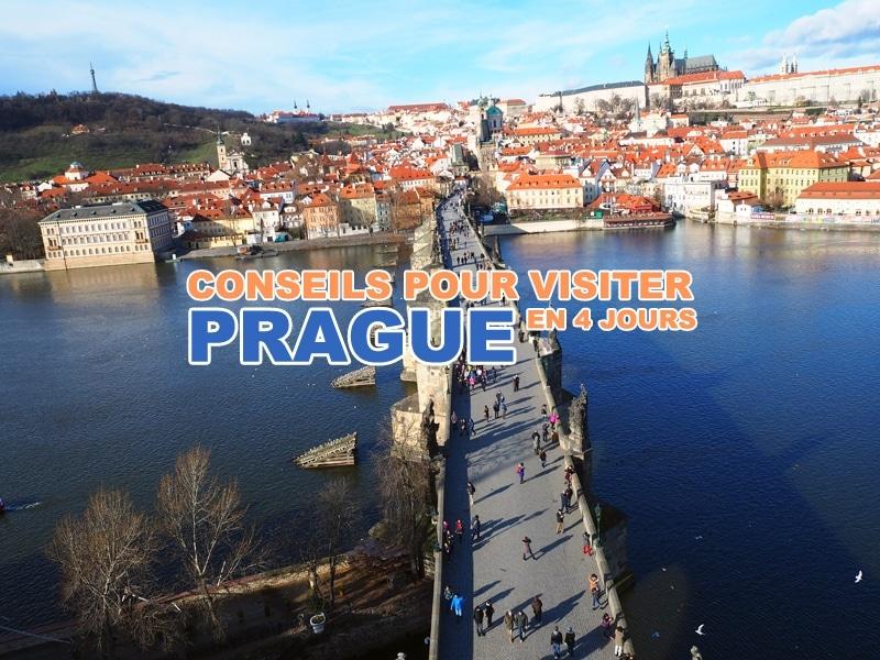 Conseils pour visiter Prague en 4 jours
