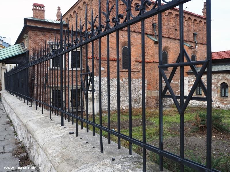 Découvrir Cracovie - Quartier juif