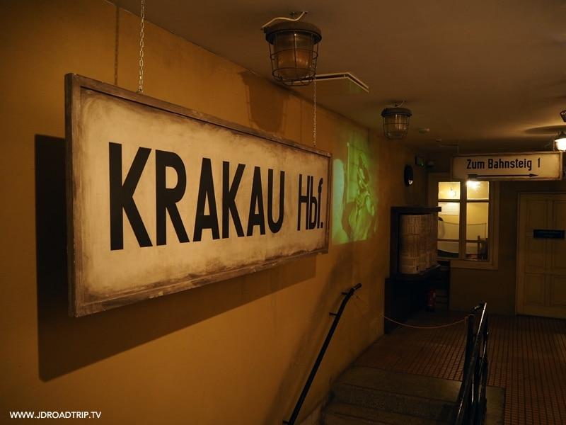 Découvrir Cracovie - Usine Shindler