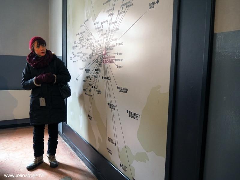 Découvrir Cracovie - Camps Auschwitz Birkenau