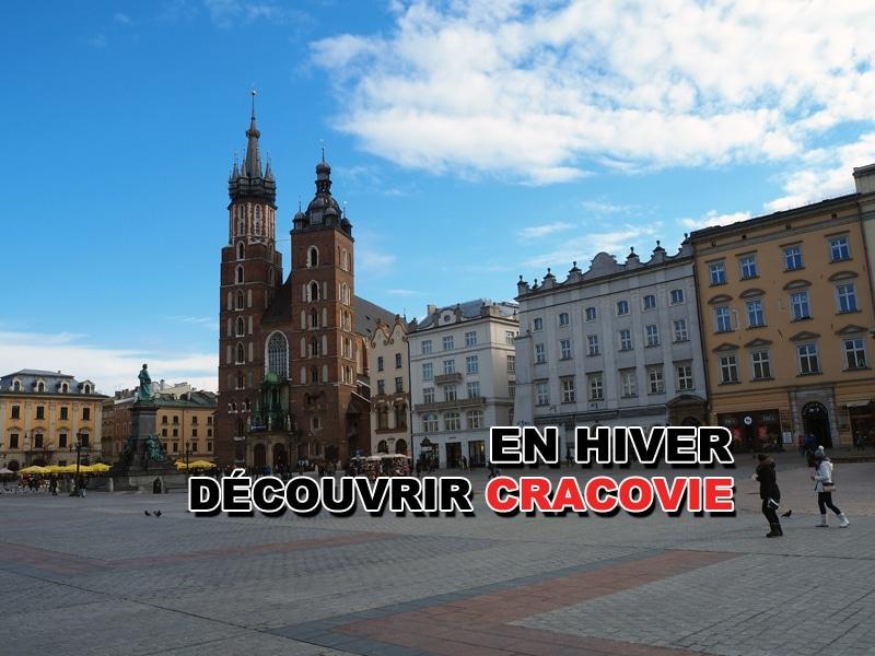 Découvrir Cracovie une seconde fois en hiver
