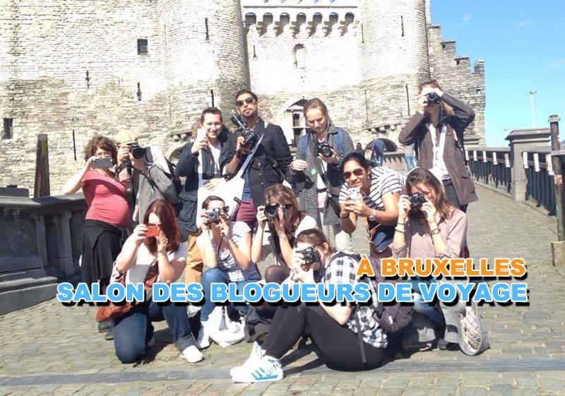 Bilan du salon des blogueurs de voyage à Bruxelles