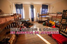 Beds in Hostel