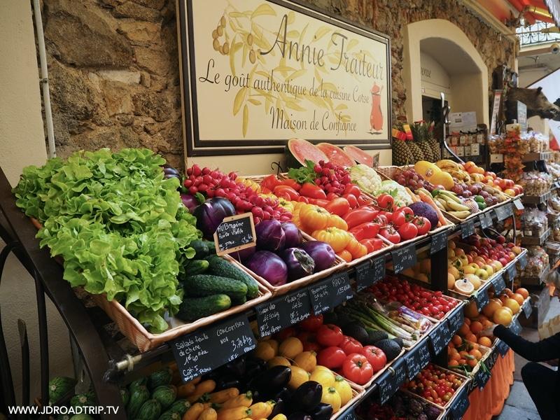 Visiter la région Balagne en Corse - Calvi