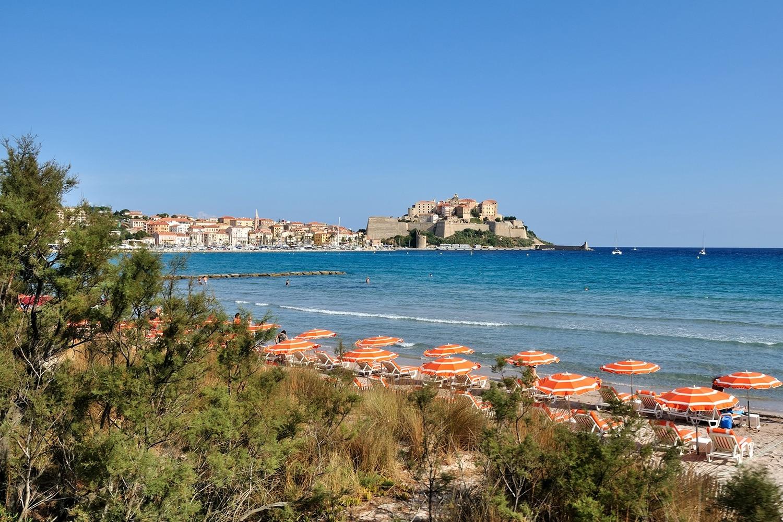 Visiter Calvi et l'île Rousse