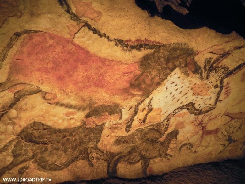 Week-end dans le Périgord en Dordogne & visiter la grotte de Lascaux 2
