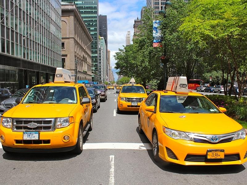 NewYorkCity.FR - Taxis
