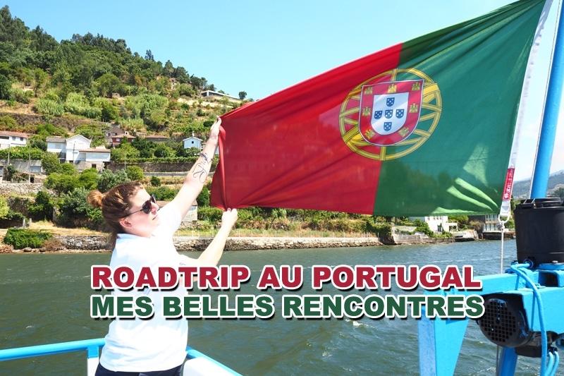 Rencontres lors de mon roadtrip au Portugal - JDroadtrip.tv