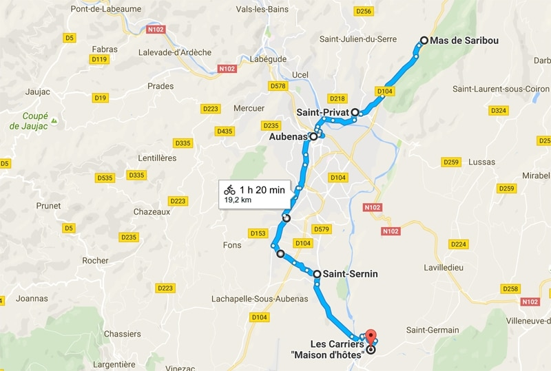 ardeche-du-sud-a-velo-itineraire1