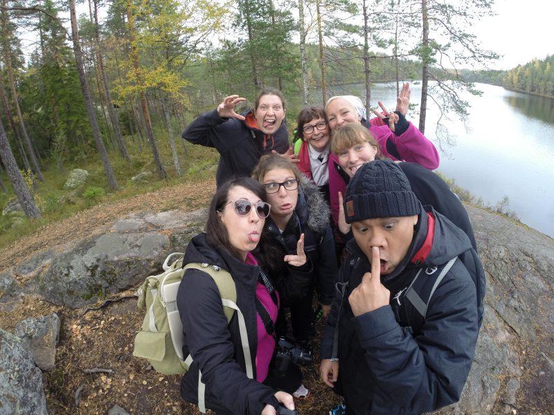 Séjour authentique en Finlande