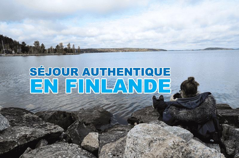 Mon retour sur mon séjour authentique en Finlande